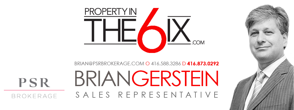 Yonge & Eglinton, Mount Pleasant West Real Estate Expert -- Brian Gerstein
